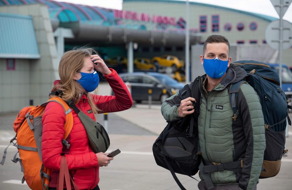 SLOVAKIA-AUSTRIA-HEALTH-coronavirus-closes-borders-tourists