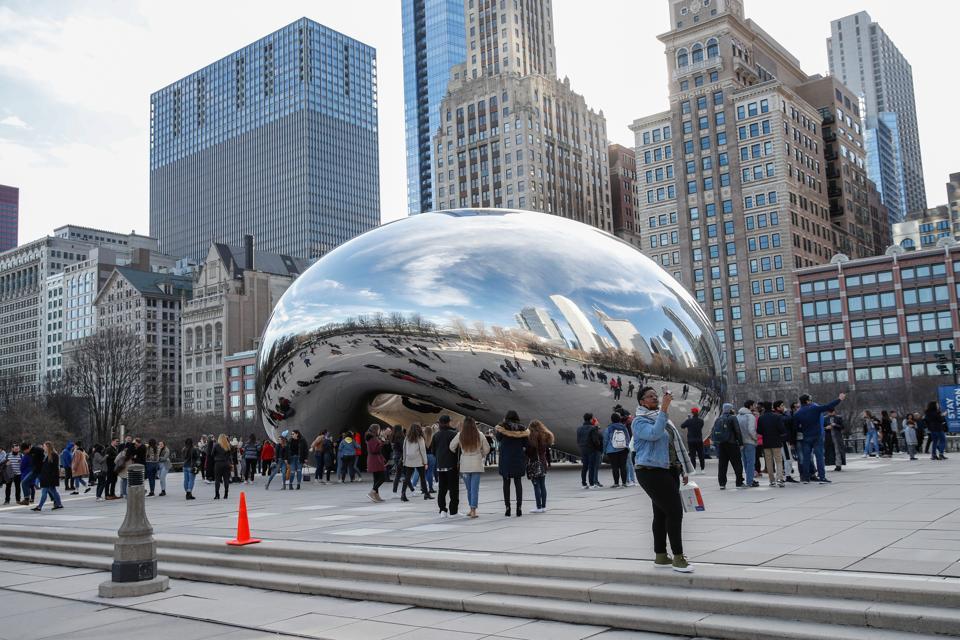 US-HEALTH-VIRUS-LIFESTYLE-LEISURE-CHICAGO