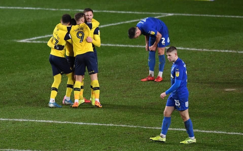 Oxford United v AFC Wimbledon - Sky Bet League One