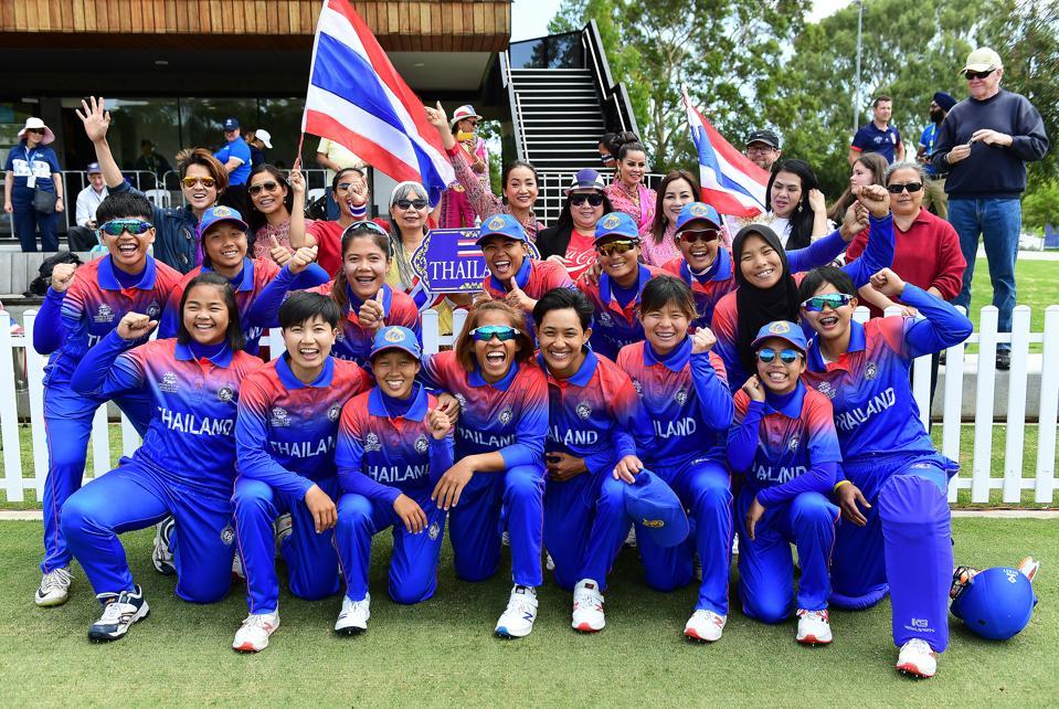 New Zealand v Thailand - Warm Up Match: ICC Women's T20 Cricket World Cup