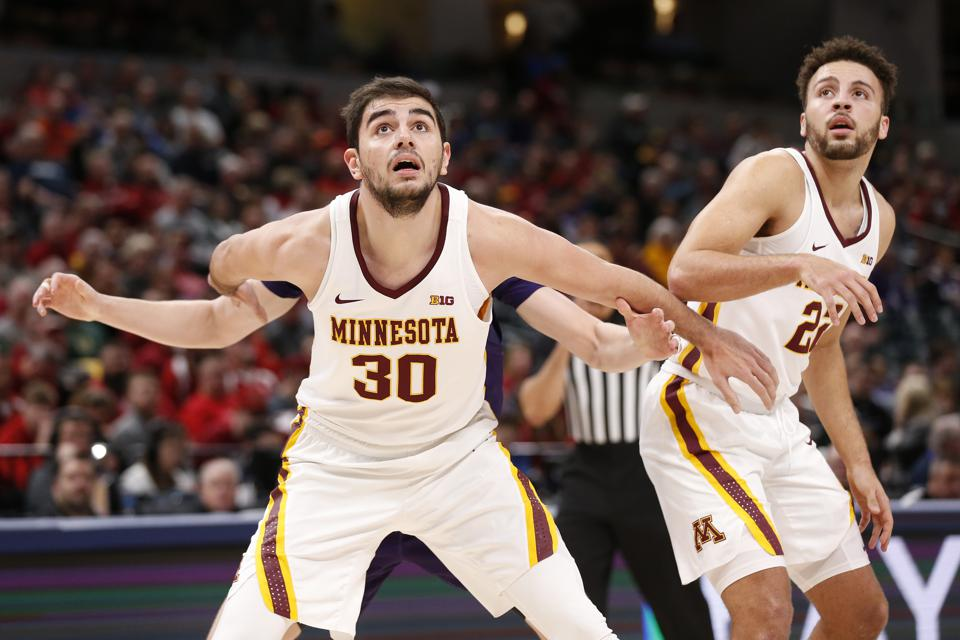 COLLEGE BASKETBALL: MAR 11 Big Ten Tournament - Northwestern vs Minnesota