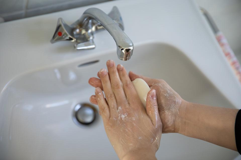 Ilustration: Handwashing