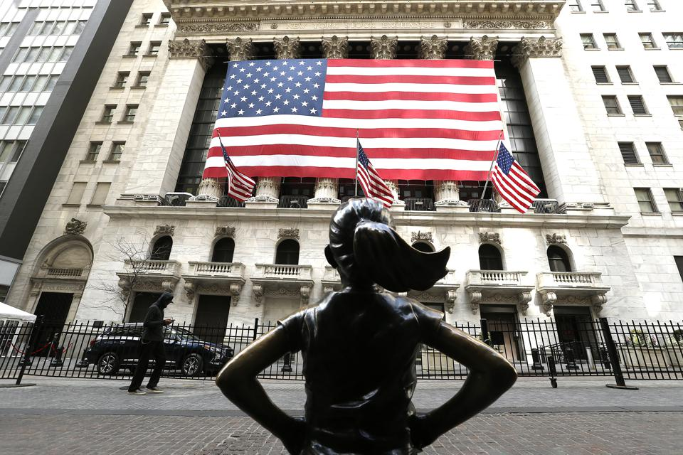 NYSE on Monday