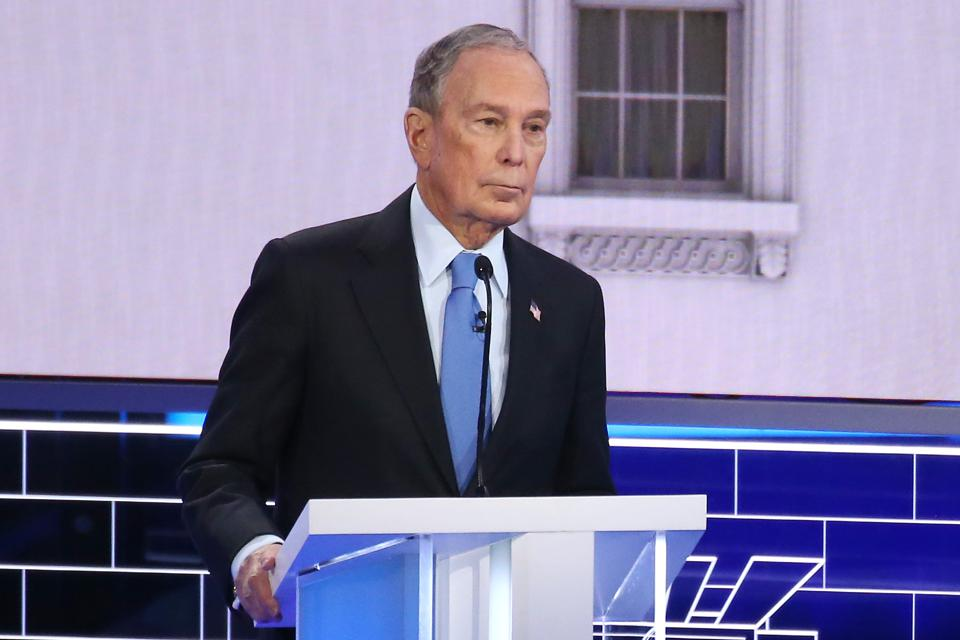 Mike Bloomberg's Five Lessons In Leadership