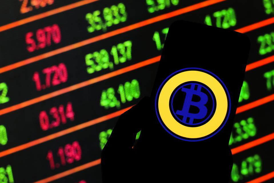 Bitcoin Is Suddenly Soaring And Smashing The Dow, S&P 500, And Nasdaq Indexes