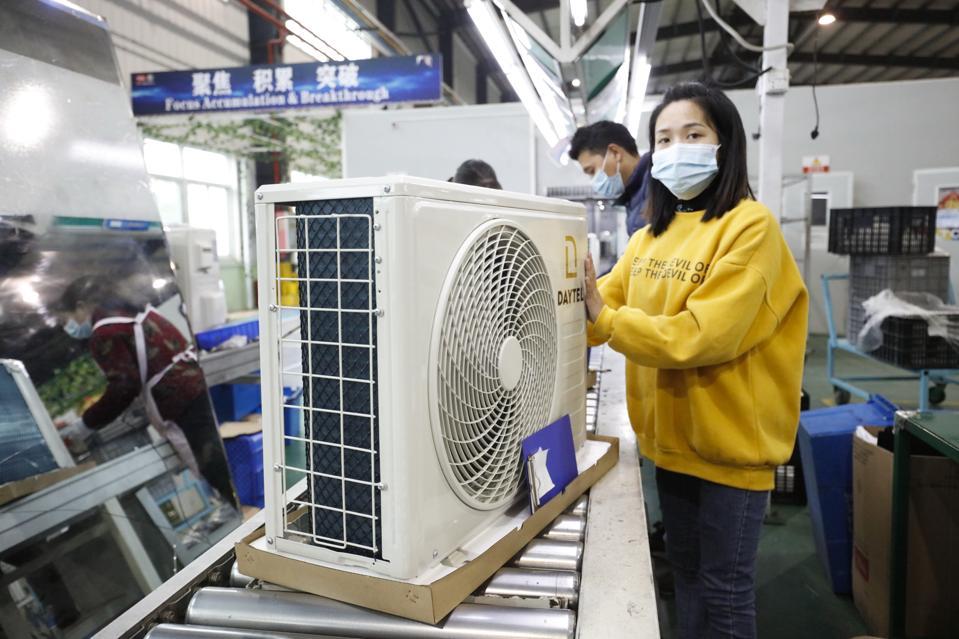 Coronavirus Causes A Dramatic Collapse Of China's Economy