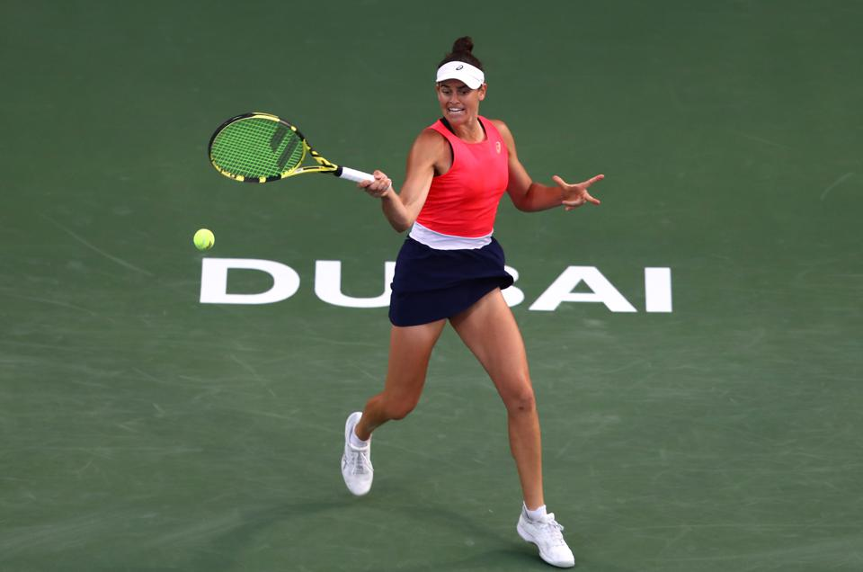Dubai Duty Free Tennis - Quarto giorno
