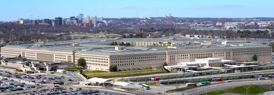 The Pentagon, Washington, DC.