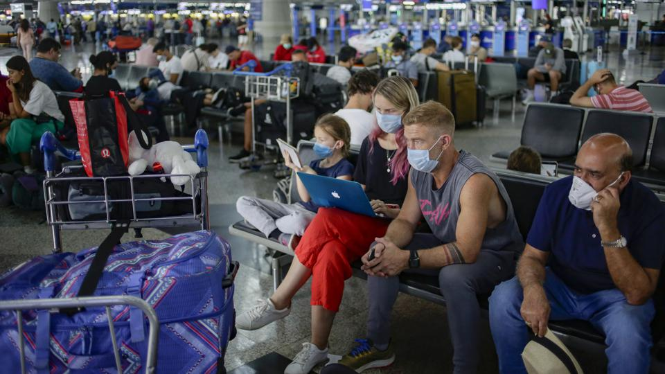 Malaysia International Airport Under 14 Day Lockdown To Prevent COVID-19 Pandemic