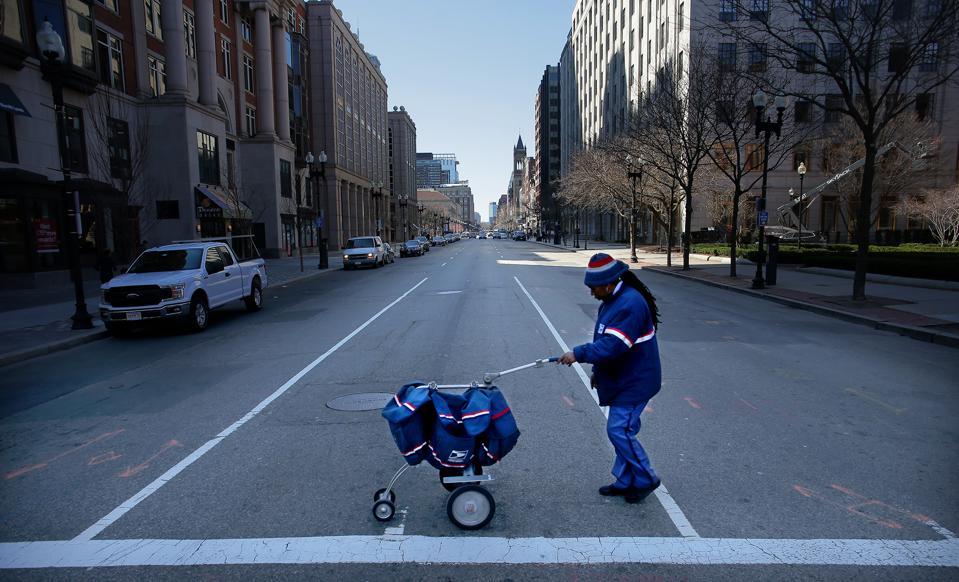 Boston, Empty City