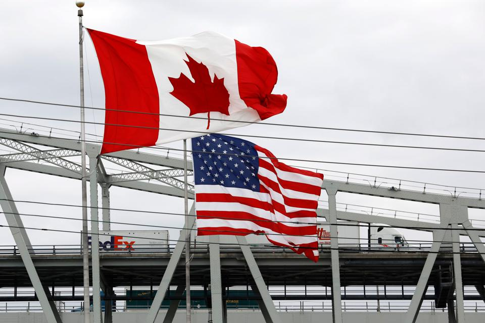 Update Canada Closes Border To U S In Unprecedented New Coronavirus Travel Ban