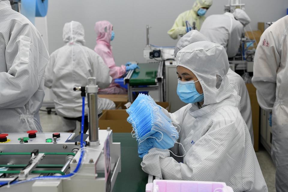 CHINA-GUANGDONG-SHENZHEN-PRODUCTION RESUMPTION (CN)