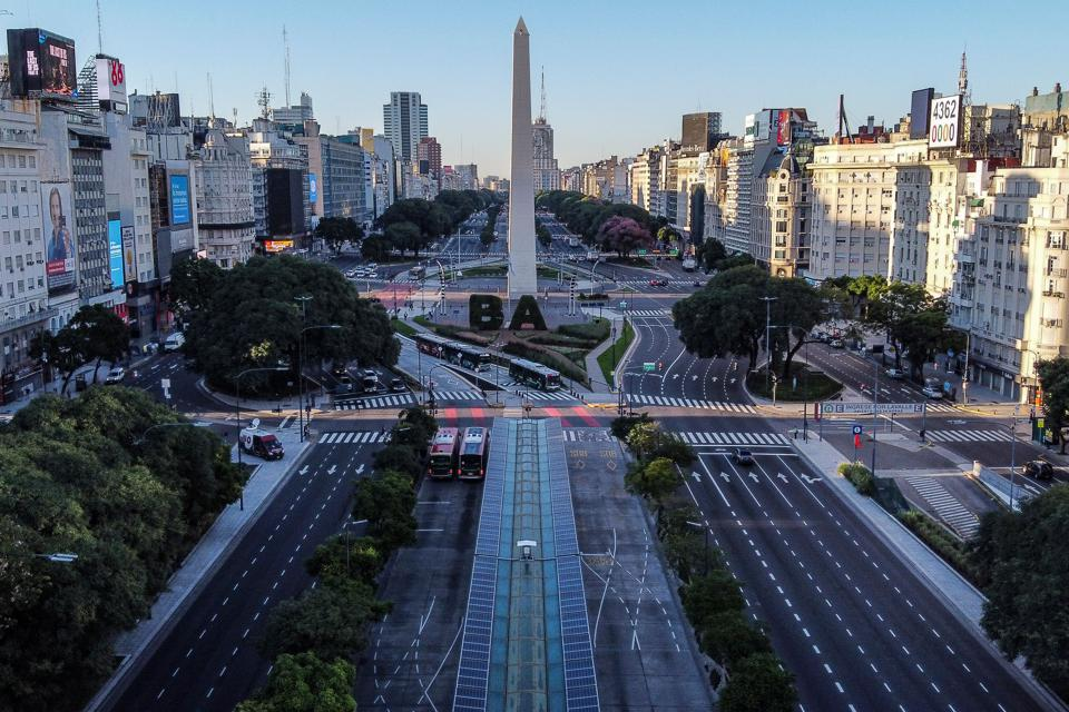 Argentina Goes Under Quarantine As Debt Deal Now An Afterthought