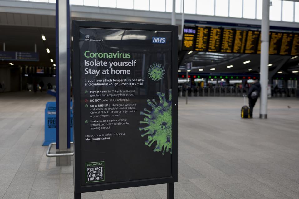 NHS Coronavirus Station Information