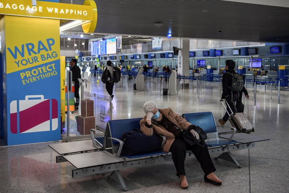 GREECE COVID-19 tourism summer Athens Europe Australia China no quarantine