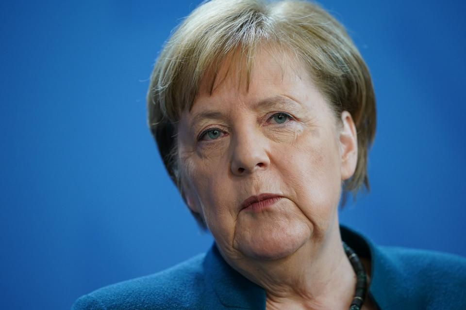 Angela Merkel In Quarantine After Her Doctor Tests ...