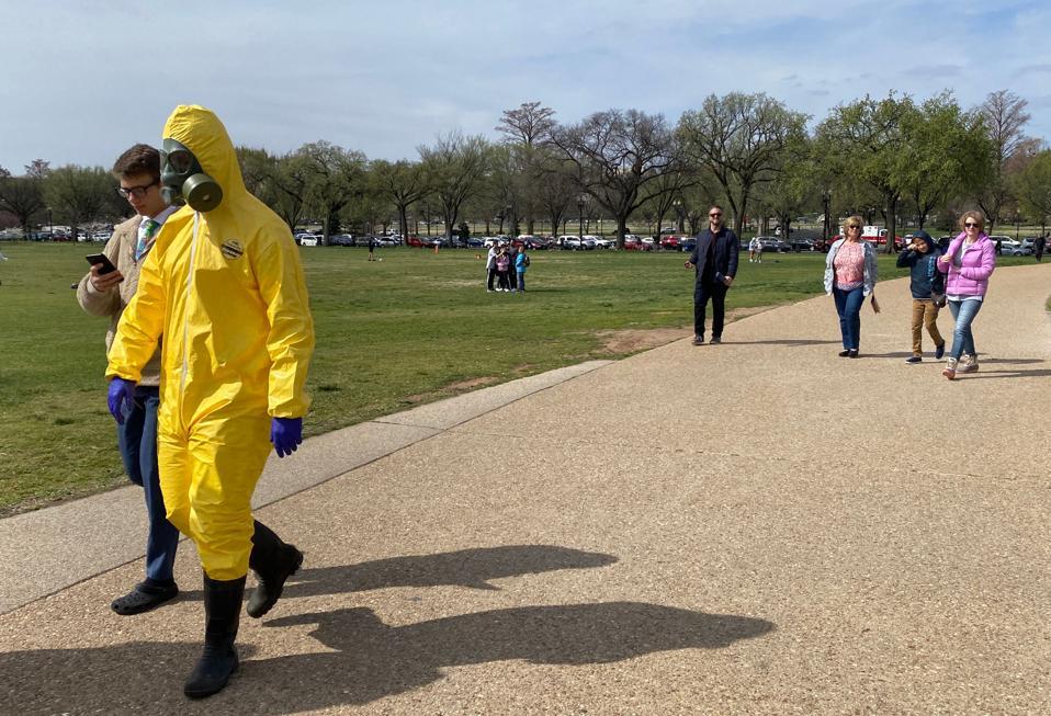US-HEALTH-Coronavirus-tourism-industry-massive-losses-travel-bans-lockdown