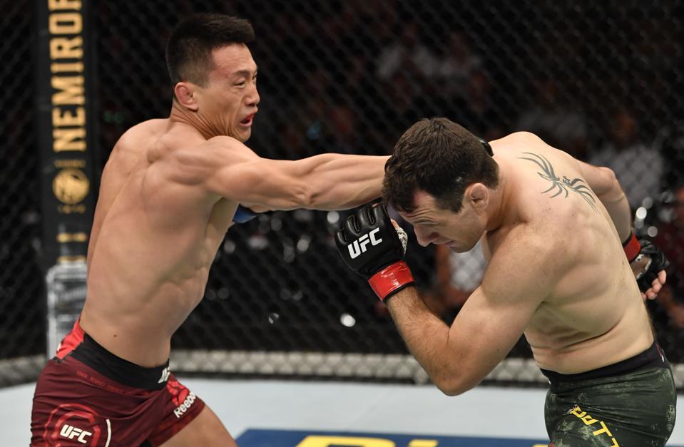 UFC Fight Night: Potter v Kenan