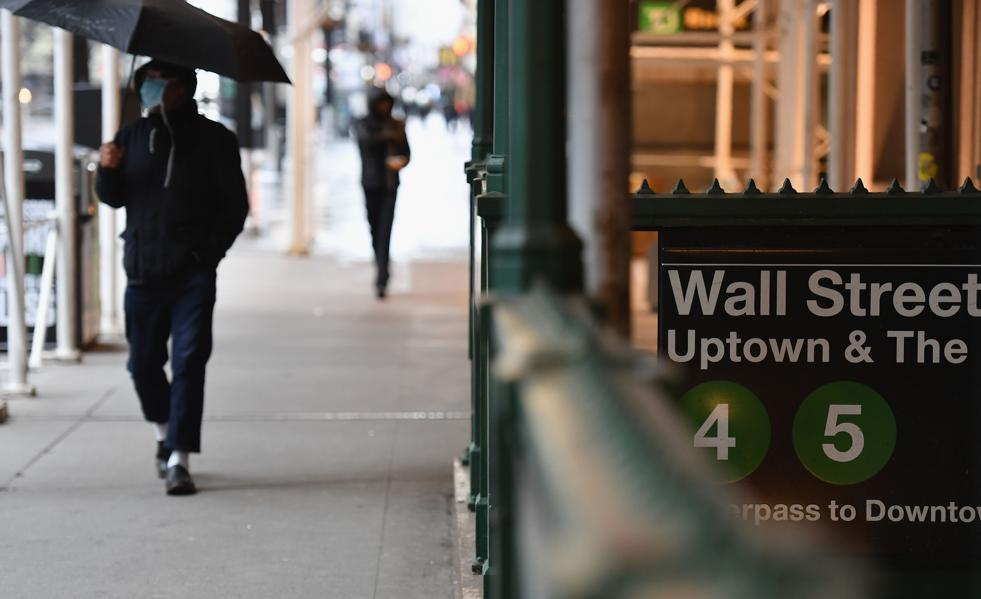 Stocks Down Just 2.6% This Week Despite Record Unemployment And Coronavirus Volatility