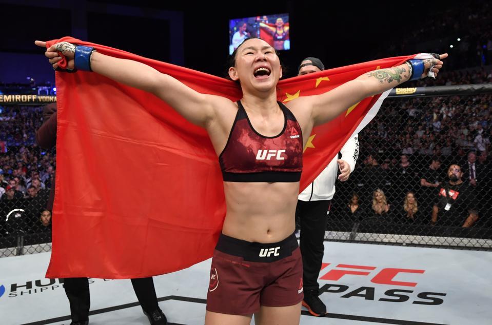 UFC Fight Night: Kowalkiewicz v Xiaonan