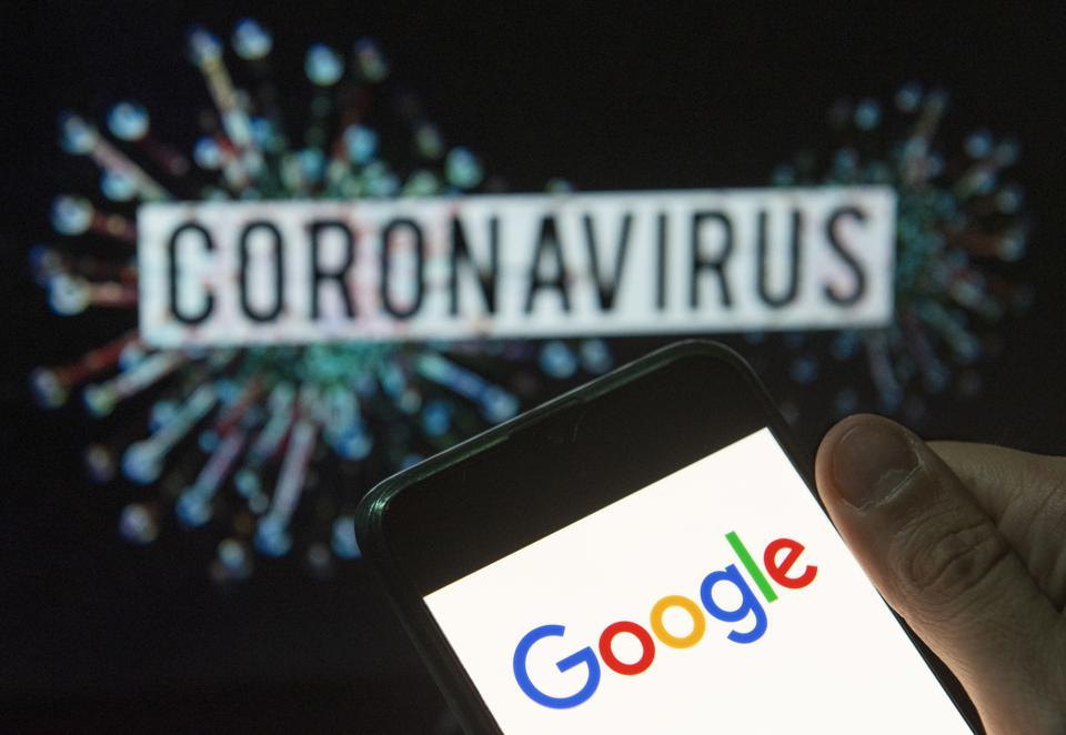 Google battles with app developers on coronavirus Play bans.