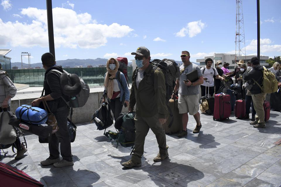 Americans stranded abroad, guatemala, coronavirus, covid19, america, united states