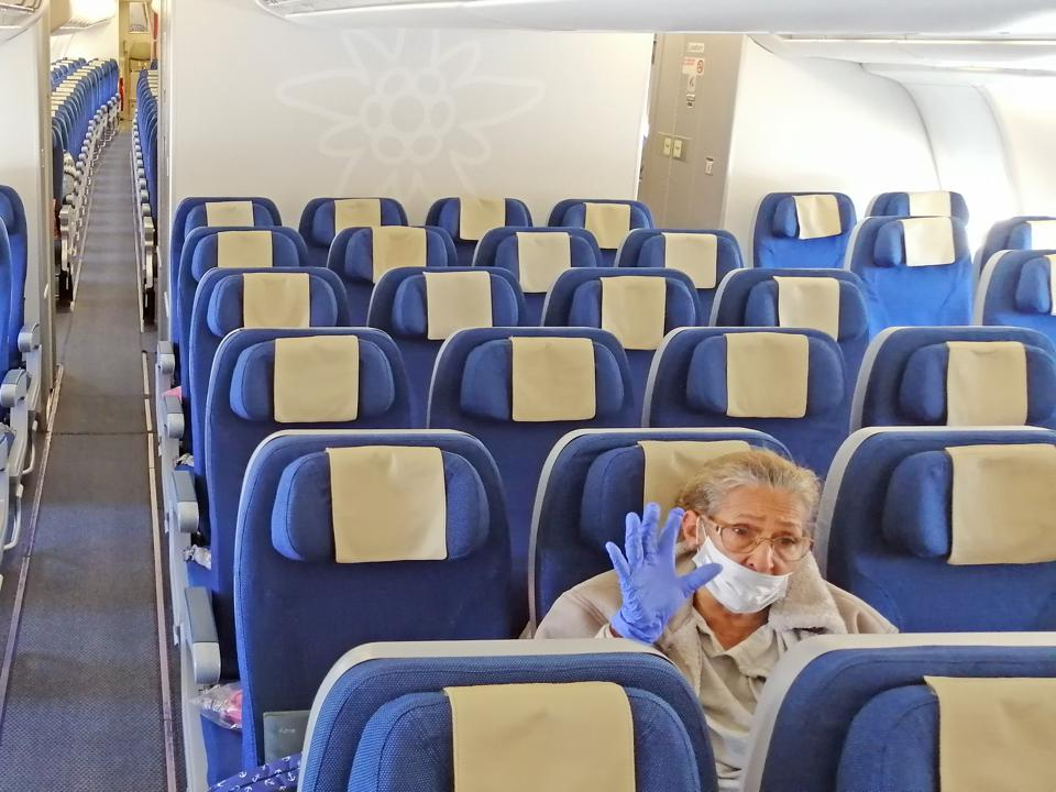 Everyday Life Altered as Airlines face Coronavirus Pandemic