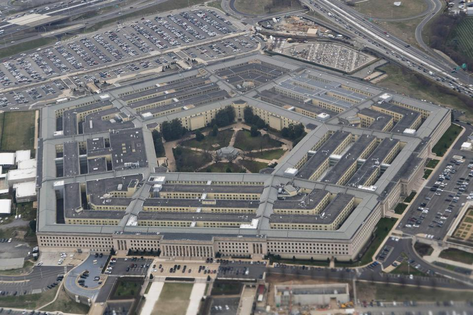 U.S.-WASHINGTON D.C.-COVID-19-FIRST MILITARY-RELATED DEATH