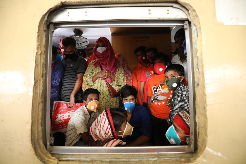 Coronavirus Emergency In Bangladesh garment workers coronavirus