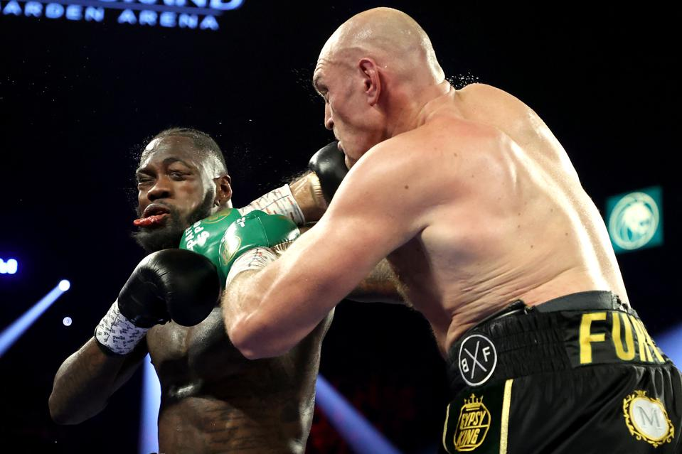 Tyson Fury Vs Wilder