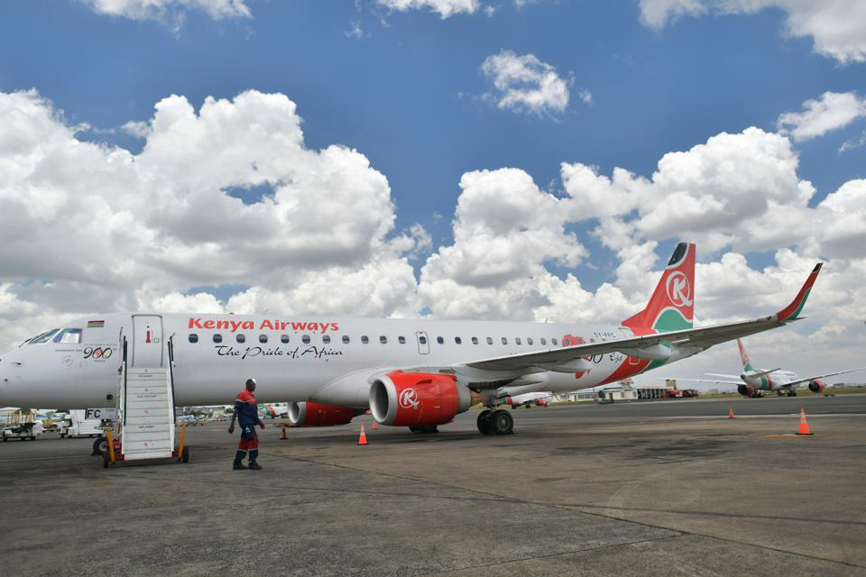 Kenya Airways Seeking Immediate Government Bailout