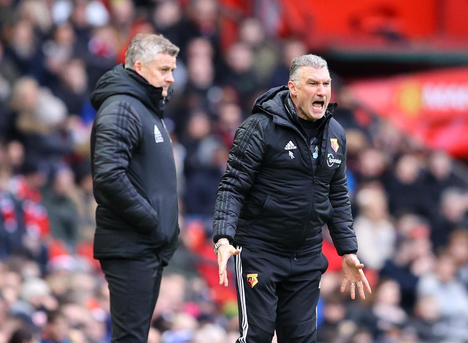 Nigel Pearson Watford Liverpool preview