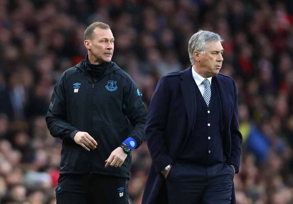 Ancelotti Tactics Ferguson