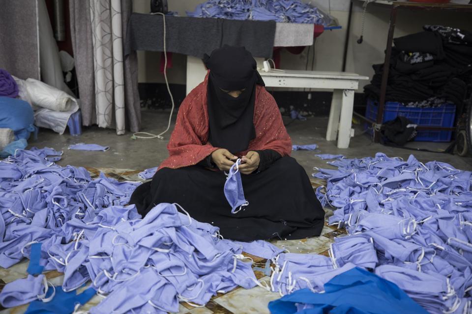 Coronavirus Emergency in Dhaka Garment Workers Coronavirus