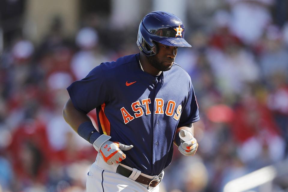 Houston Astros v Washington Nationals