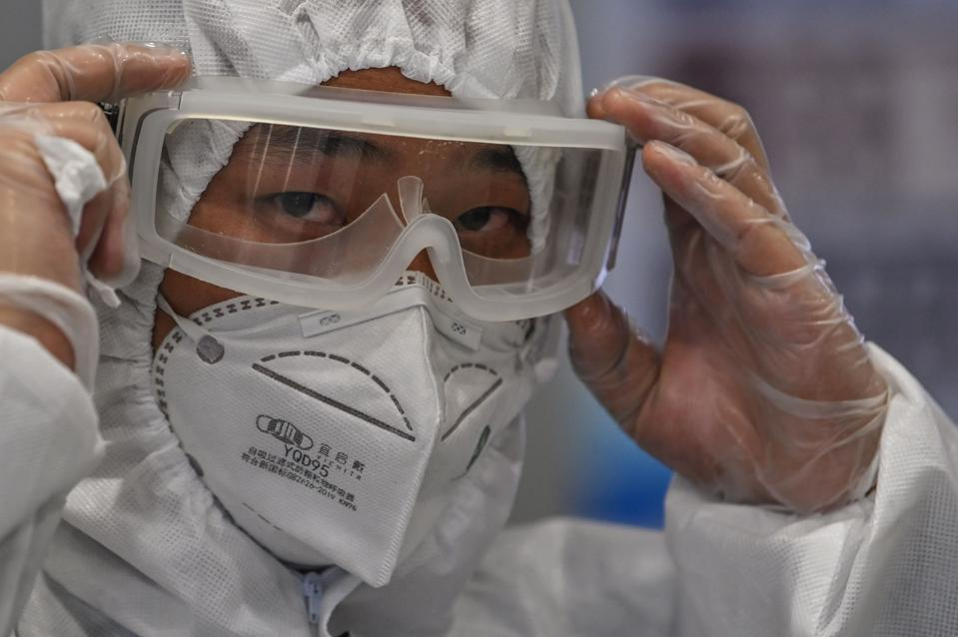 TOPSHOT-CHINA-HEALTH-VIRUS
