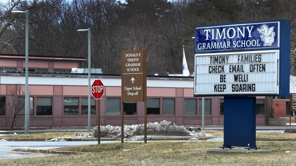 Mass. Schools Will Close Until Fall