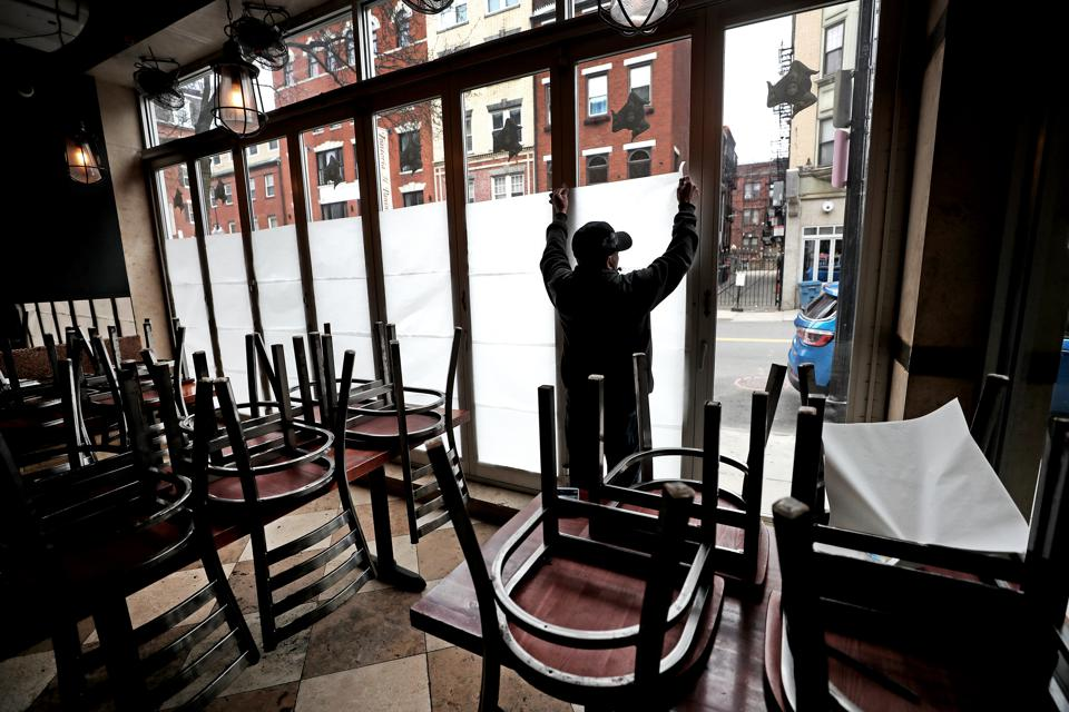 Some Restaurants Close, Others See Increase in Sales