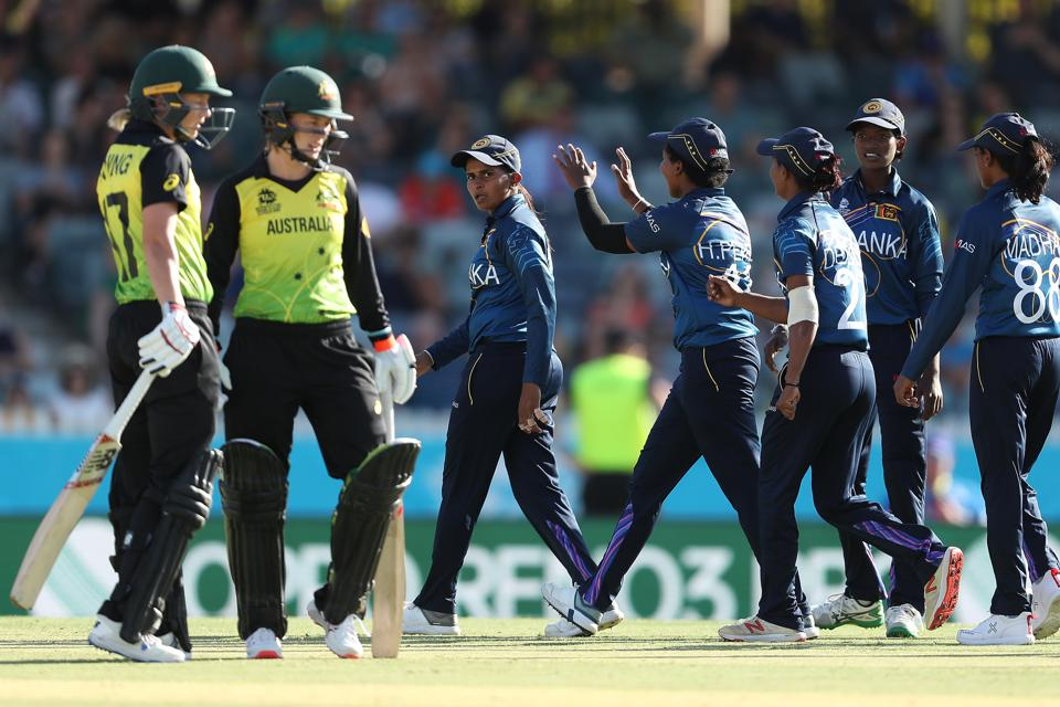 Australia's Surprising Struggles At The Women's Cricket T20 World Cup Underlines Improved Standard Of Competition