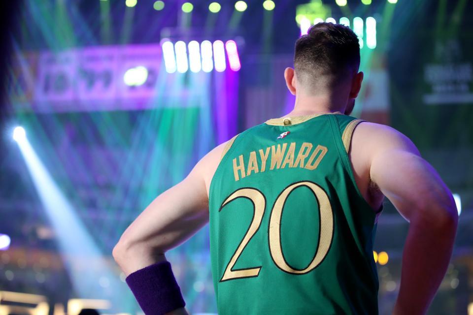 Boston Celtics v Los Angeles Lakers