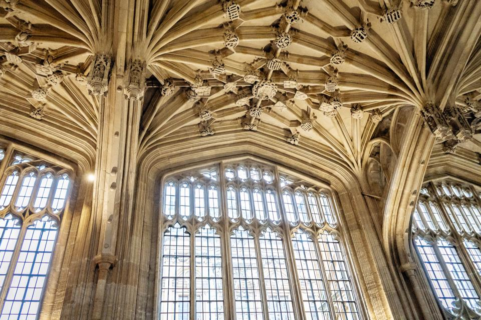 Gothic Architectural Detail