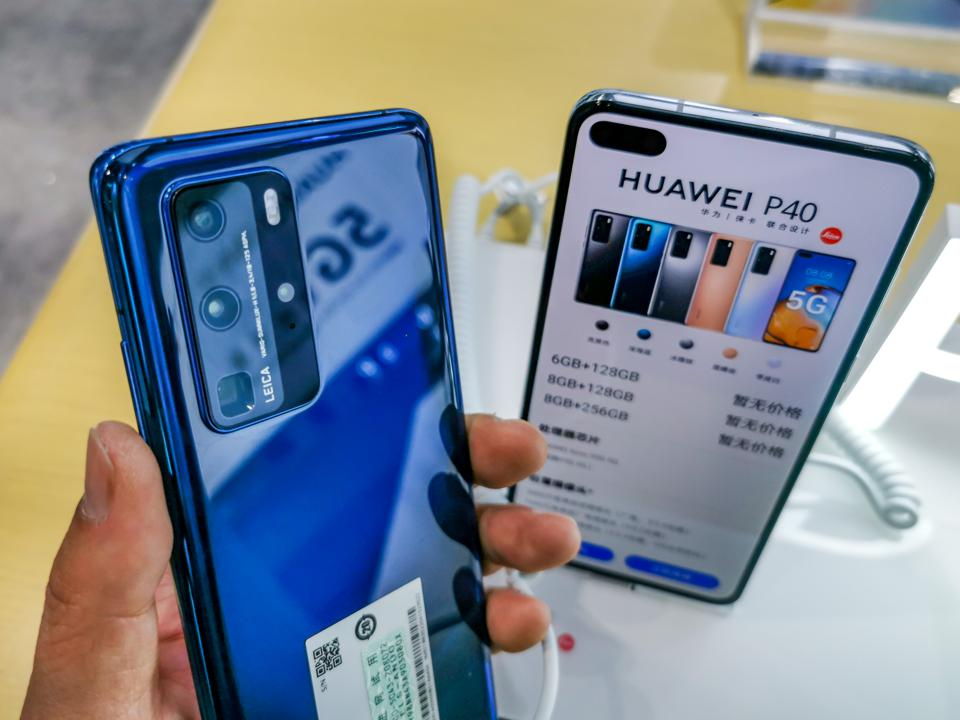 China Huawei Newly Mobile Phones