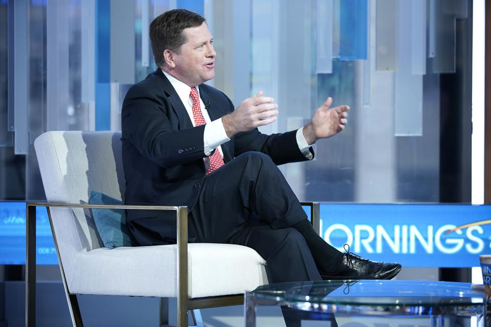 Chairman Of The U.S. Securities and Exchange Commission Jay Clayton Visits ″Mornings With Maria″