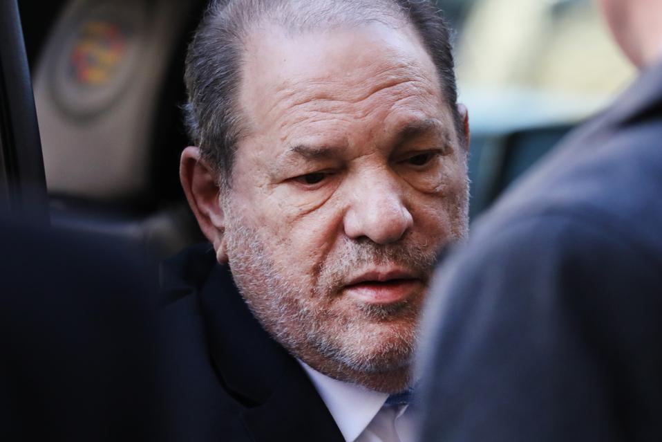 Harvey Weinstein found guilty.