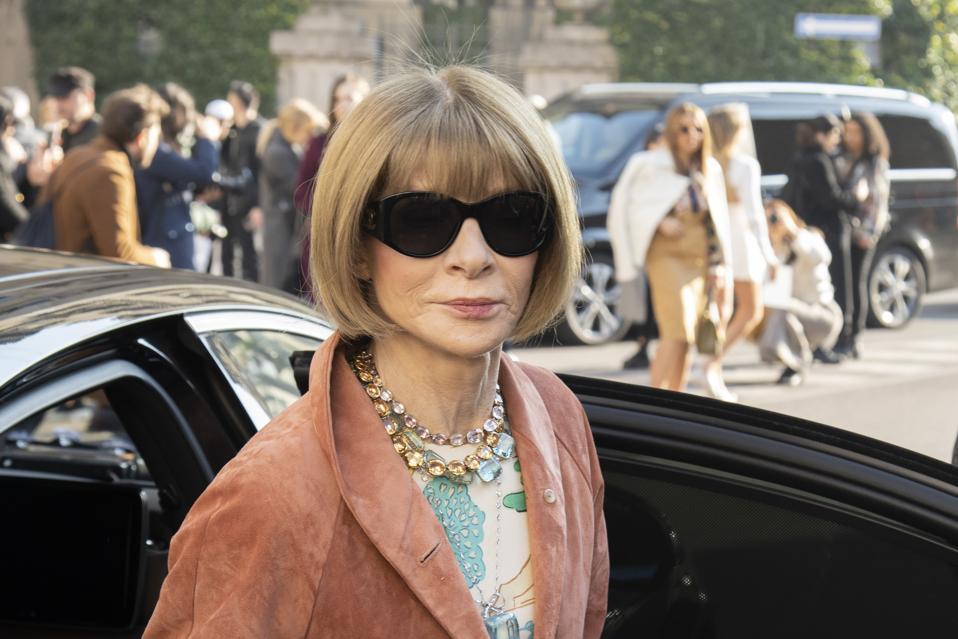Guests at Milan Fashion Week