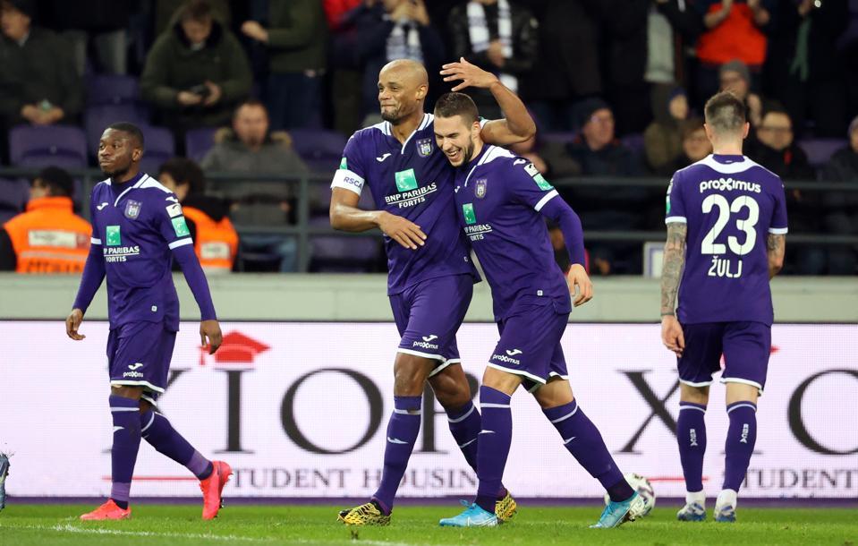 RSC Anderlecht v AS Eupen - Jupiler Pro League