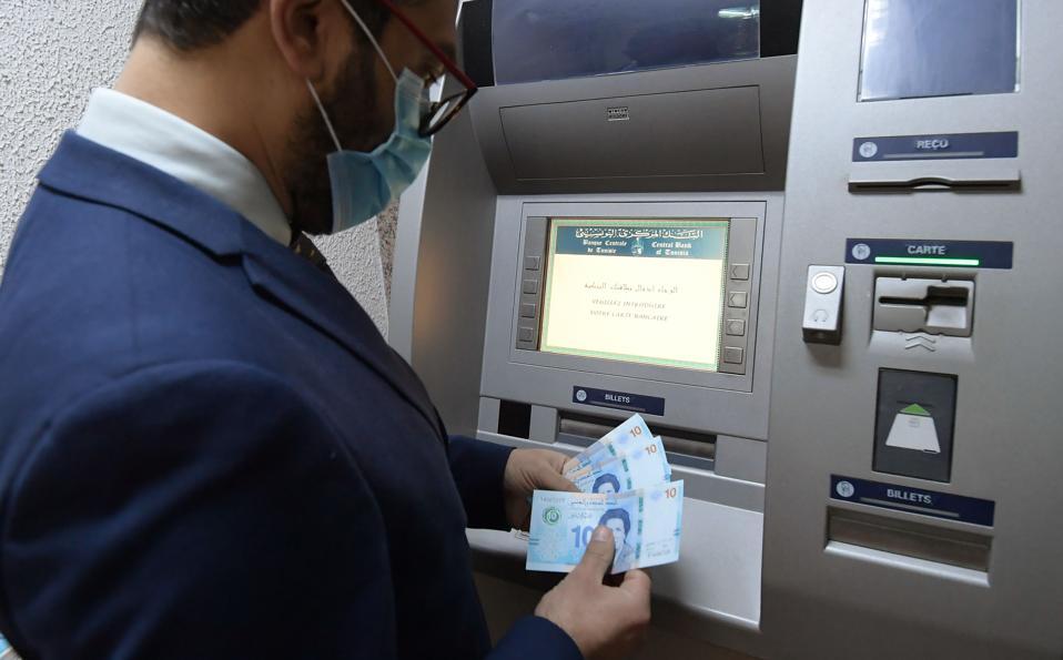 TUNISIA-ECONOMY-MONEY