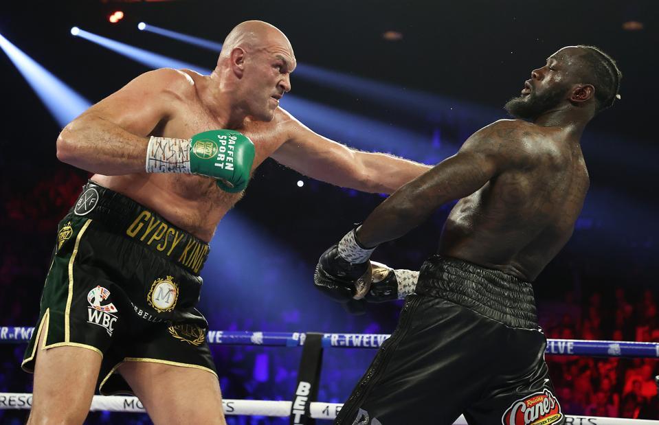 boxing pound for pound list Tyson Fury