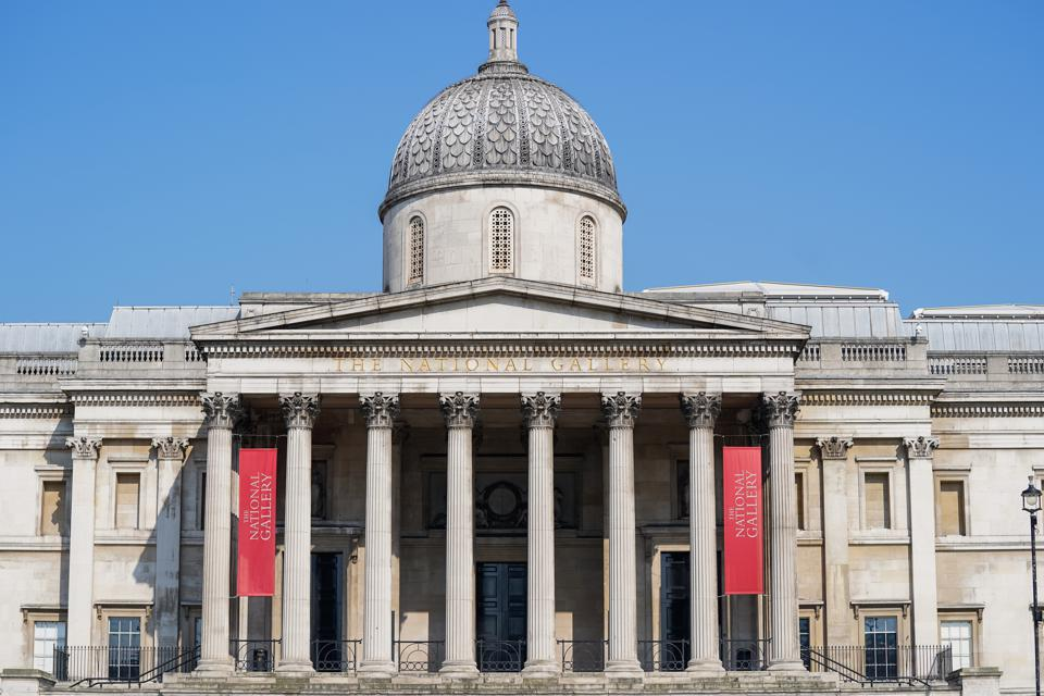 London's National Gallery of art