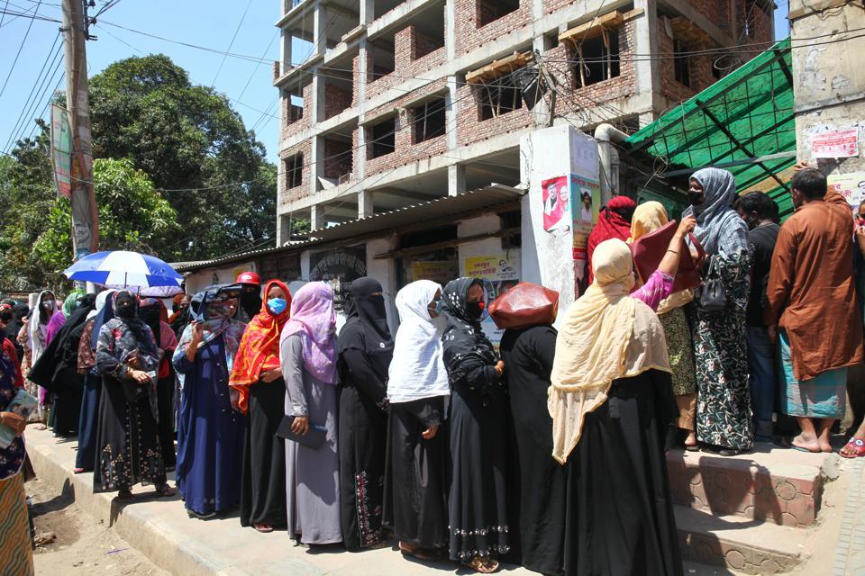 Coronavirus Emergency In Dhaka